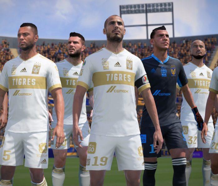 Tigres, EA Sports y Adidas muestran nuevo jersey tras llegar a la final del Mundial de Clubes
