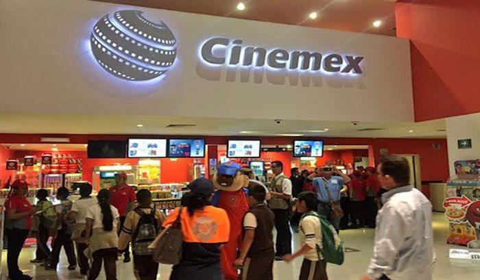 Cerraran más de 100 sucursales de Cinemex por Covid-19