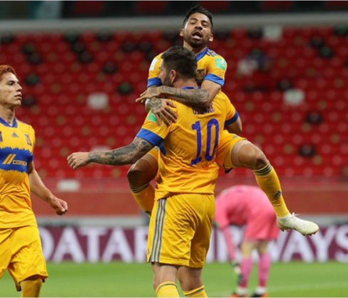 Tigres debuta y gana frente al Ulsan Hyundai