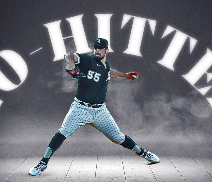 El No-No casi perfecto de Carlos Rodón con los White Sox