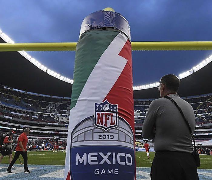 ¿HABRÁ JUEGO DE NFL EN MÉXICO EN 2021?