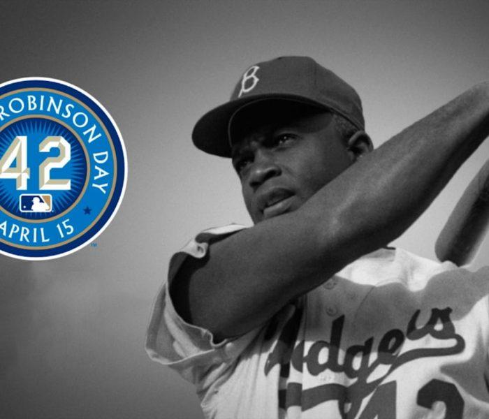 El Día de Jackie Robinson en la MLB será jueves y viernes