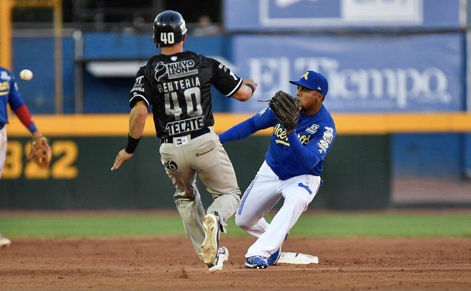 Acereros debuta con victoria sobre Sultanes en el regreso de la Liga Mexicana de Béisbol