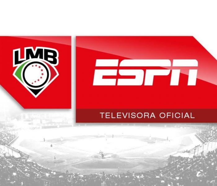 La Liga Mexicana de Béisbol alcanza un acuerdo de tres años con ESPN